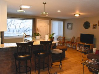 SKI STAY HOME, HOTTUB, MTN of Brighton, Solitude Resort w Park&Ride 1 min drive.