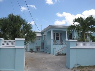 Coastal Carribean Home Upper Flat