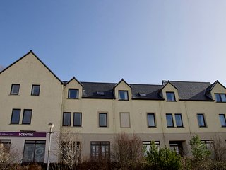 3 Bayfield House, a town centre apartment in Portree, Isle of Skye.