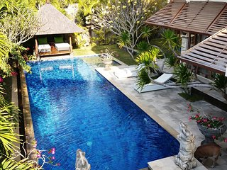 unique spacious 5 bedrooms villa in south Bali