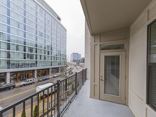 Relaxing SoBe Nashville Condo with FREE Parking