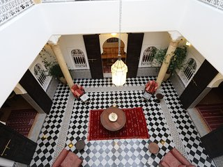 Beautiful Riad in the Medina