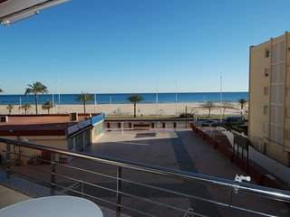 DON CHIMO 1a Linea Playa. Premium. 4/6 Pax WIFI. Gran Piscina