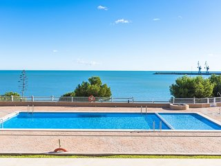 3 bedroom Apartment in Les Cases d'Alcanar, Catalonia, Spain : ref 5541240