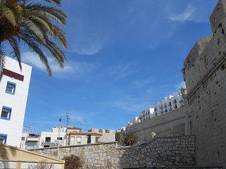 Ref 1.- Bonita casa en zona con encanto en pleno casco antiguo ypara 6 personas.