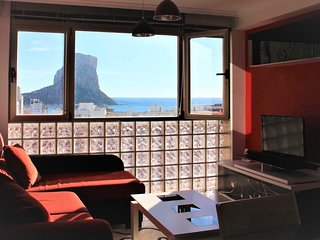Plaza Ifach 2-70-14 - Apartment with sea views near the beach in Calpe