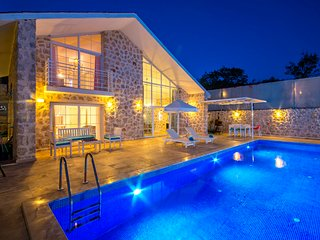 Secluded Uniquely Designed 2 Bedroom Villa Hira-1 with Great Sea Views KAV424-2