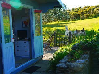 The Chalet - Glamping in West Cork Ireland.nr Schull on the Wild Atlantic Way