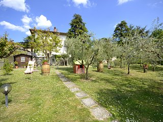 3 bedroom Apartment in Riccio, Tuscany, Italy : ref 5582324