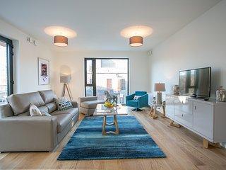 Samuel Beckett Bridge Penthouse Apartment