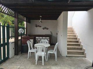 Casa Vacanza a Torre dell'Orso 1°p. economica 4 posti