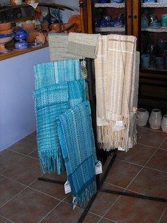 Hand Loom Scarves