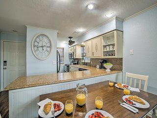Prepare a hearty breakfast in the kitchen!