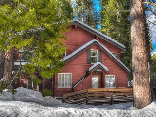 Charming Tahoe Cabin w/ HOA and Private Beach