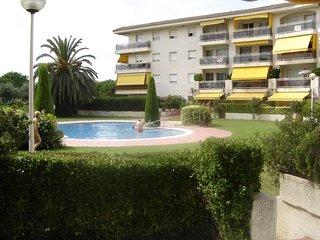 Apartamento 1ª linea playa Barrio La LLosa en Cambrils