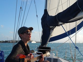 Key West Sailing Charter, All Inclusive
