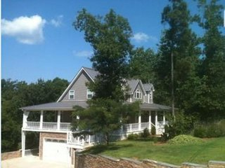Vacation Rental House At Pickwick Lake