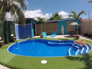 Jaco 2 - Private Beach House - 300 mts from the beach and town