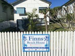 Finns beach house Wooli