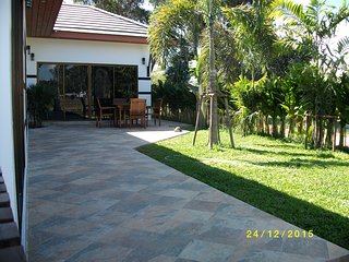 Tropicana Villa 2 bedroom on Mae Rumpheng Beach Rayong