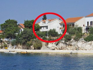 Three bedroom apartment Brodarica (Sibenik) (A-466-c)