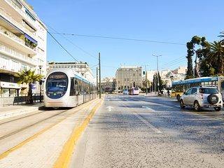 Athens' heart, studio at Syntagma metro stop