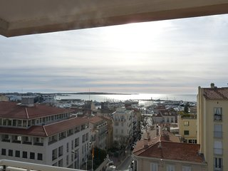 Marie Antoinette Delux 2 Bedroom with Sea View from Terrace