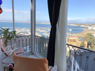 ANGELES6- Precioso apartamento de 2 dormitorios con vistas al mar