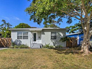 NEW! 2BR Fort Lauderdale Home-5 Mins from Airport!
