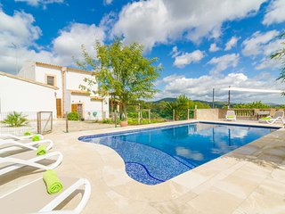 SON CABOT - Villa for 8 people in Campanet