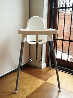 We can provide high chair for your little one as well. Complimentary!
