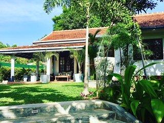 Temple House Villa