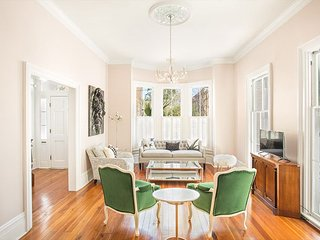 Stay Local in Savannah: Two Story Home with Beautiful Courtyard