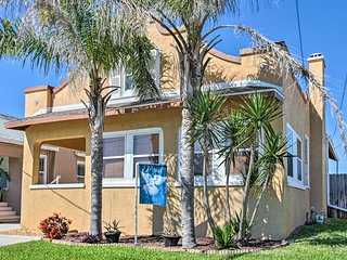 NEW! 2BR+ House - Short Walk to Daytona Beach!