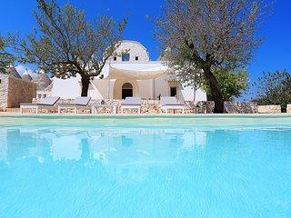 5 bedroom Villa in Coreggia, Apulia, Italy : ref 5582911