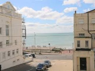 Grade II listed three storey town house enjoys sea views from all floors