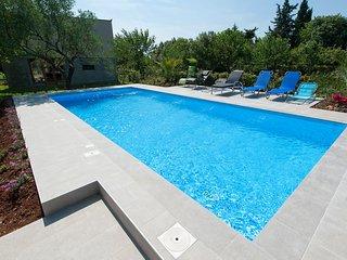 Villa with 50 m2 private swimming pool in Sukosan