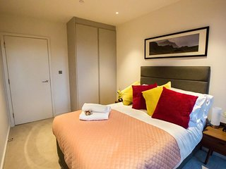 GIGLI Luxury Apartments London Wembley- 2BR 2BA Peridot