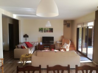 Roses Villa with Troodos mountain view