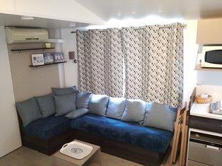 Mobile Home Neuf 3 ch, entièrement équipé, terrasse fermée, tout confort, clim..