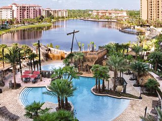 Wyndham Bonnet Creek 2 br suite.Close to Disney!