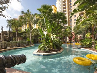 Wyndham Bonnet Creek Resort: Located adjacent to Walt Disney World Resort