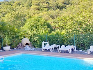 Villa Nature Paradise Martinique**** Surrounded by a marvellous tropical forest