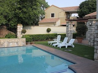 Beautiful home in safe area and lovely estate for business or holiday