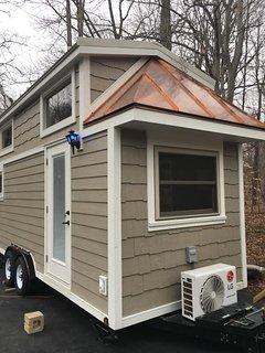 Southern Simplicity Tiny House