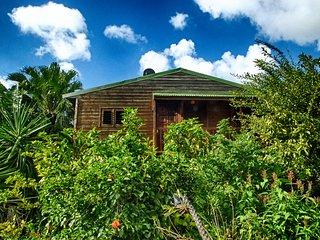 Le Parc aux Orchidees, cottage Litchi.