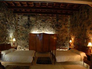 Dormitorio iluminación indirecta