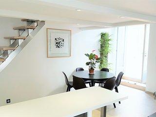 Rare 6 pièces 8/12 pers 2 Loft-Duplex jumelés 140 m², bord de mer & Vieux-Nice