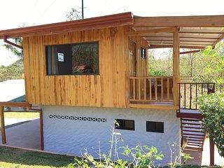 Terra Dolce's Teak Cabin