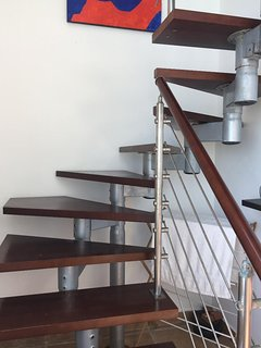 Stair to the 2nd floor